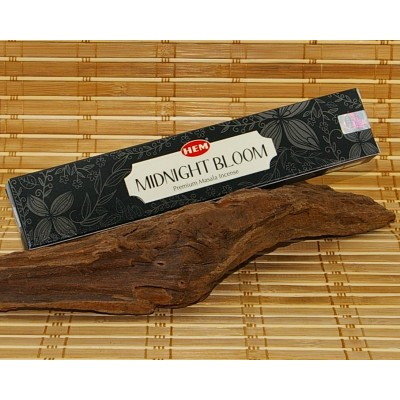 Hem Premium Midnight Bloom incense 15g