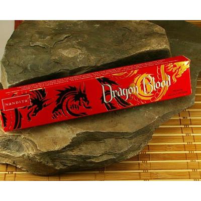 Encens Nandita Sang de dragon 15g