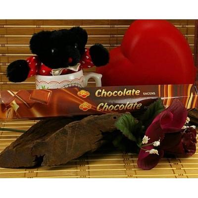 Encens chocolat par Sandesh (SAC)
